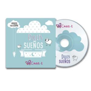 """Hipnosis Descanso: """"Dulces Sueños"""" - Audio CD"""